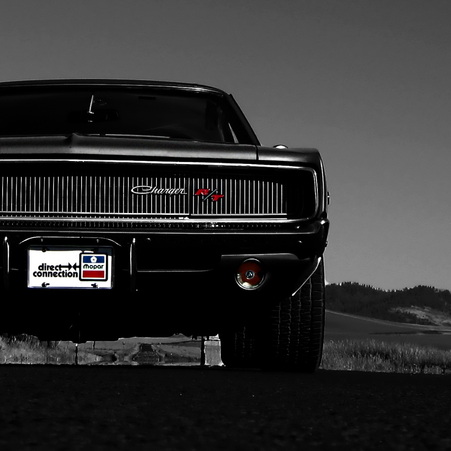 American Muscle Cars (35 pictures) | Memolition