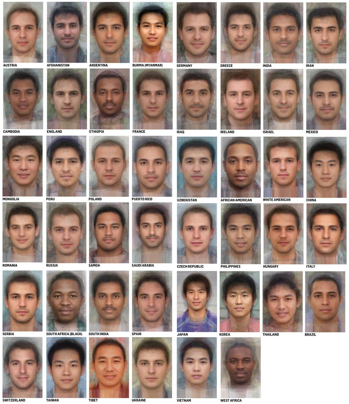 What women in men of different countries appreciate in women 59