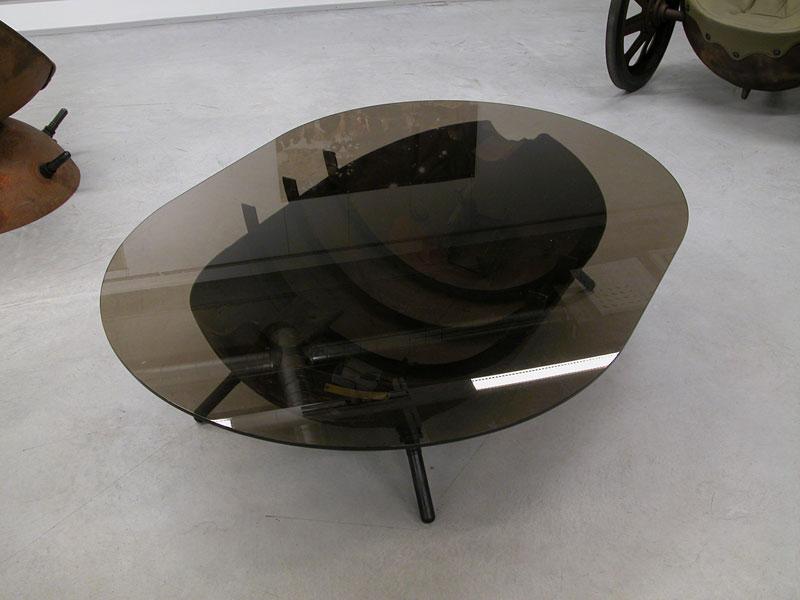 Sea Mines Repurposed Into Furniture By Mati Karmin 6