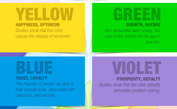 What Does Your Favorite Color Say About You (9 pictures) | Memolition