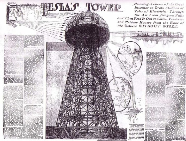 TeslaTower