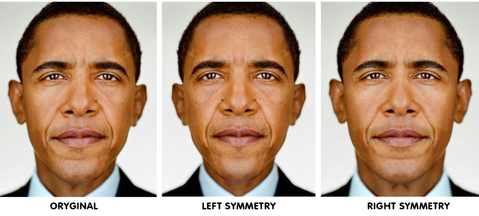 We Photoshopped Our Faces To Be Symmetrical - buzzfeed.com