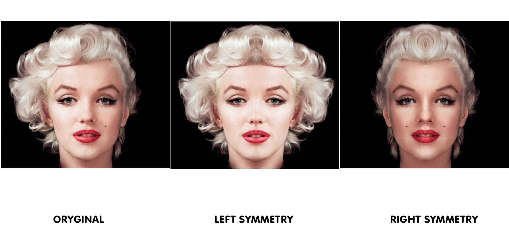Perfect Facial Symmetry 87