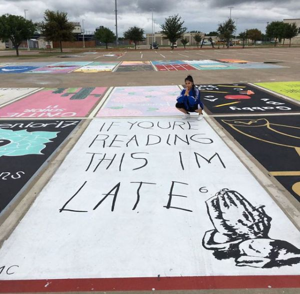 high-schools-let-their-seniors-paint-their-parking-spots-11