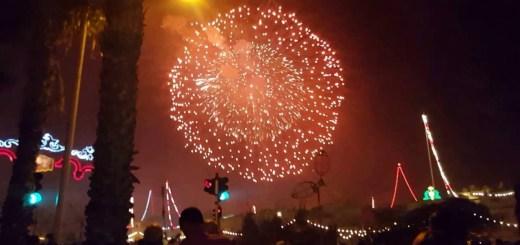 The Biggest Single Firework Ever