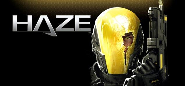Haze Video Game