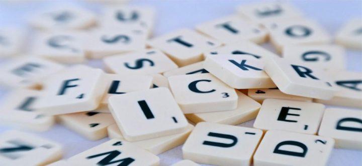 scrabble letters scrambled