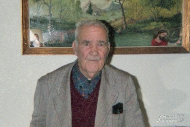 Mi bisabuelo Manuel Sánchez Lázaro, natural de Lucainena de las Torres, provincia de Almería.