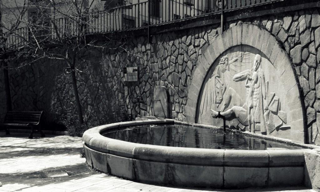 Fuente del Artillero Cabot - Santisteban del Puerto