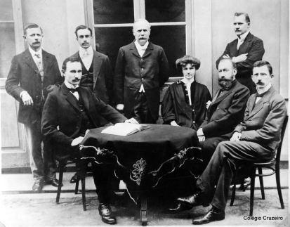 1910 - Corpo Docente
