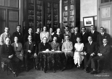 1925 - Corpo Docente