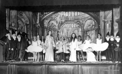 1934 - Apresentação teatral