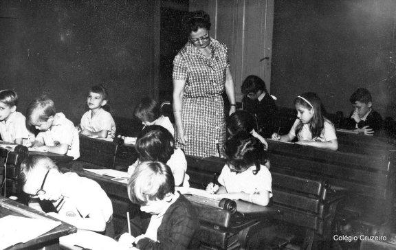 1964 - Sala de aula