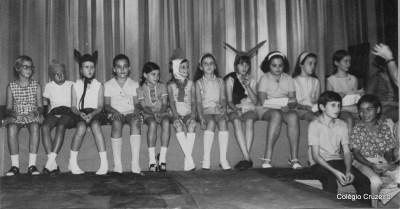 1970 - Apresentação teatral