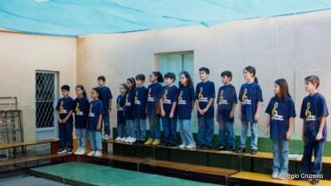 2002 - Lançamento do CD de Alemão do Colégio Cruzeiro - Centro