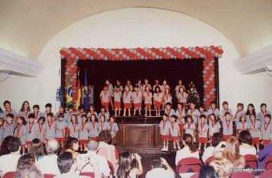 2005 - Formatura dos alunos Cruzeirinho da unidade Centro