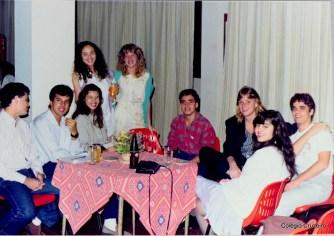 1989 - Dia do Ex-aluno do Colégio Cruzeiro - Centro