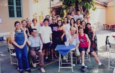 1998 - Dia do Ex-aluno do Colégio Cruzeiro - Centro