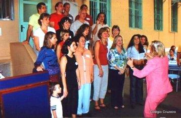 2004 - Dia do Ex-aluno do Colégio Cruzeiro - Centro