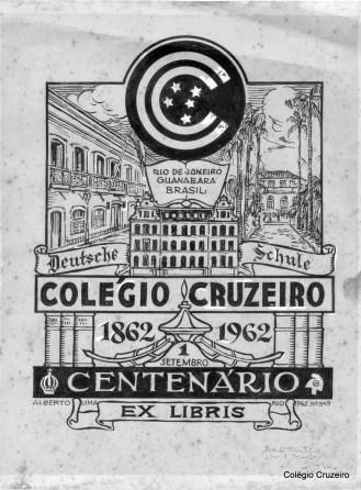 1962 - Centenário do Colégio Cruzeiro