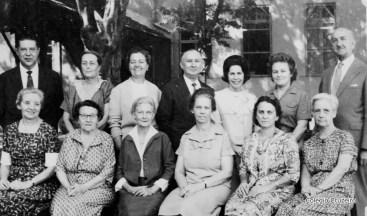 1962 - Corpo Docente