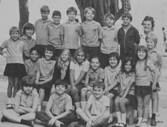 1971 - 4º ano do Ensino Fundamental do Colégio Cruzeiro - Centro