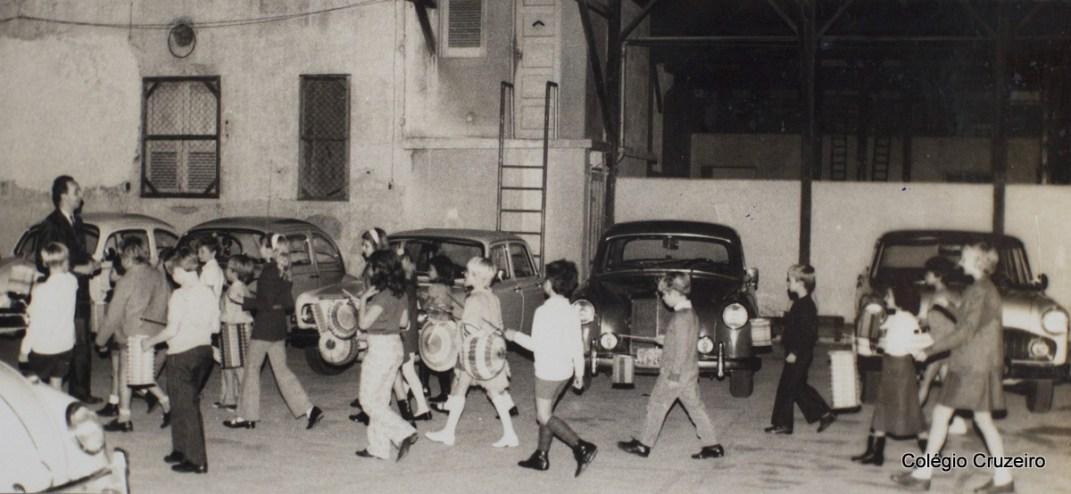 1971 - Desfile das lanternas