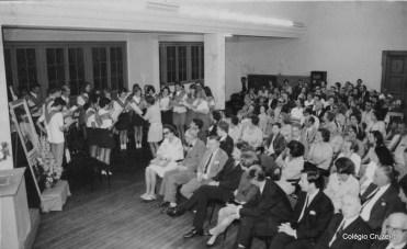 1973 - Apresentação do Coro