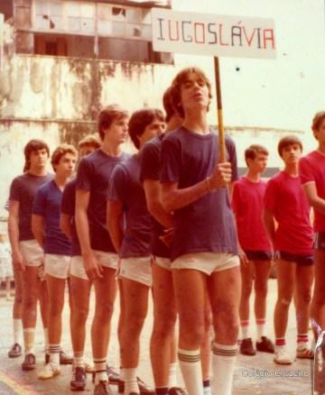 1982 - Olimpíada interna