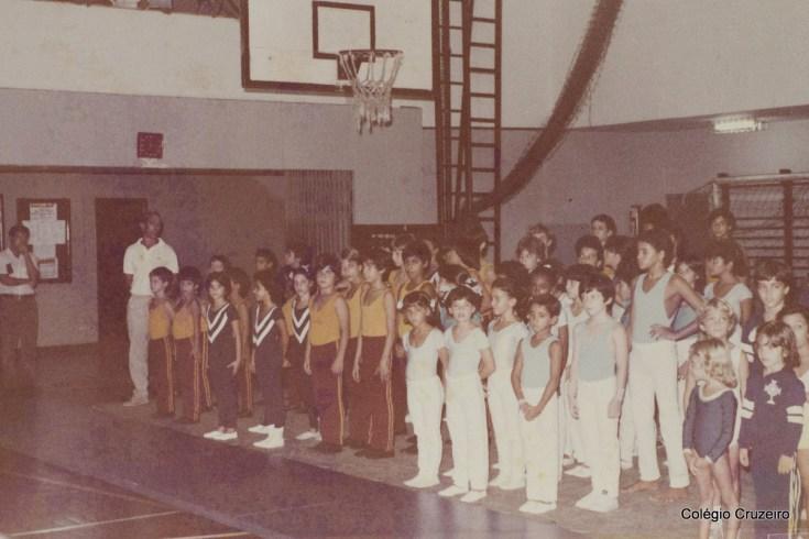 1983 - Competição Esportiva no Clube Ginástico Português