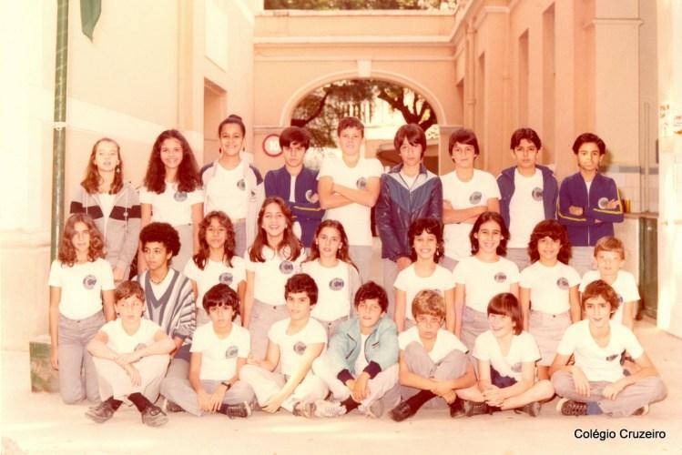 1983 - Foto da turma 52