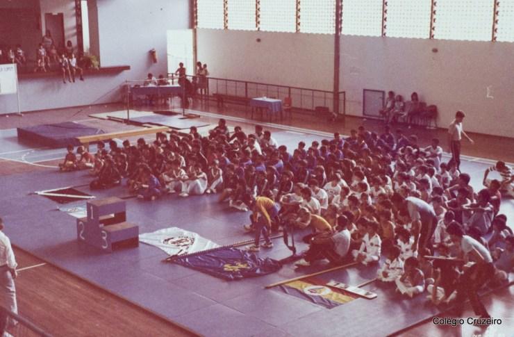 1983 - I Copa da AA BB, em Niterói