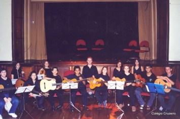 2003 - Apresentação de Violão no Colégio Cruzeiro - Centro