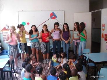 2007 - Turma da Ação Social - Centro