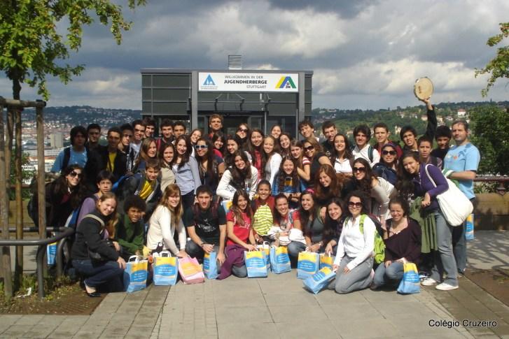 2009 - Viagem de Estudos à Alemanha