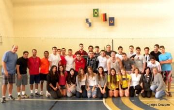 2013 - Dia do Ex-aluno de Jacarepaguá