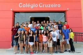 2014 - Dia do Ex-aluno no Colégio Cruzeiro - Jacarepaguá