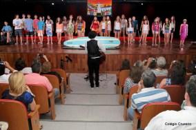 2015 - Apresentação do coral do Colégio Cruzeiro - Jacarepaguá