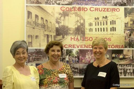Ex-Alunas do Colégio Cruzeiro