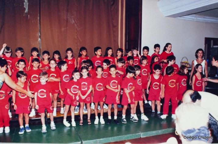 2000 - Troca de camisas