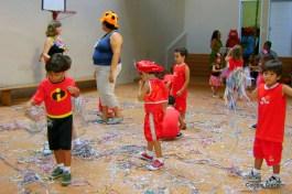 2009 - Carnaval no Colégio Cruzeiro - Centro