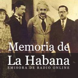 Albert Einstein en La Habana