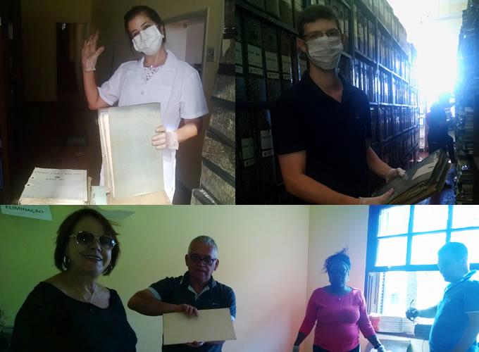 Uma advogada e Educadora Física atuando junto a gestão de documentos do DAEE:  Ângela Maria de Souza (4/4)