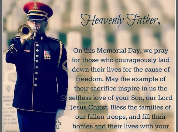 Memorial Day Messages Images