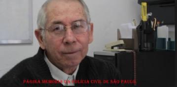 """Delegado de Polícia Ambrosio Guimarães Netto"""", trabalhou como Titular em Santa Isabel, Igarata, Guararema-SP ,Aruja-SP e durante vários anos Seccional de Mogi das Cruzes. ( enviado pelo filho Marcus Valerio Marcus Guimarães)."""