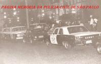 Viaturas do GARRA- DEIC, em 1.979.