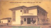 Delegacia de Polícia de Avaré em 1952. Hoje um grande complexo policial, onde se concentra a DIG, DISE, 1 D.P., Plantão Permanente. Hoje, um dos prédios mais bonitos da Polícia Civil.