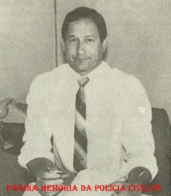 Delegado de Polícia Waldomiro Bueno, na década de 80, no DHPP. Foi Diretor de vários Departamentos e atualmente é Seccional de São Bernardo do Campo.