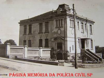 Cadeia Velha do Município de Brotas/SP.