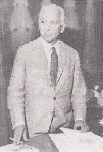 DELEGADO DE POLÍCIA JOSÉ RENÉ MOTTA, sempre muito atuante criou em 6 de novembro de 1.968 a Patrulha Bancária, tendo como componentes Investigadores do DEIC fortementes armados. Foi Delegado Geral de Polícia de abril de 1967 a setembro de 1969.